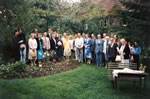 'BUTTLE FAMILY RECORDS', The Book Launch in 1988, historic day at The Mead after 22 years research!