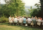 Buttle Clans Gatherings at The Mead, 1988, 1989 & 1991.