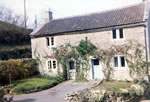 Wayside Cottage & Garden Cottage April 1969, in the courtyard - now 'The Buttles' & split from The Mead.